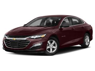 New 2021 Chevrolet Malibu LS TURBO | FWD | REMOTE START | 4G LTE WI-FI HOT SPOT | REAR VISION CAMERA | CLOTH SEATS for sale in London, ON