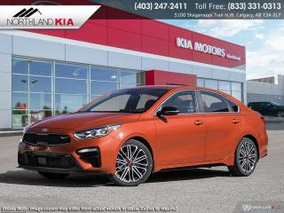 New 2021 Kia Forte GT for sale in Calgary, AB