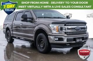 Used 2019 Ford F-150 XLT WINTER TIRES | MATCHING CAP for sale in Innisfil, ON