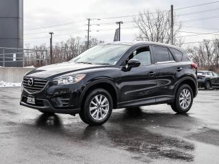 Used 2016 Mazda CX-5 GX - *ONE OWNER, CLEAN CARFAX* for sale in Hamilton, ON