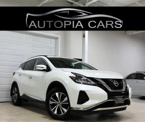 Used 2019 Nissan Murano AWD SV BLIND SPOT NAVI REAR VIEW CAMERA PANORAMIC for sale in North York, ON