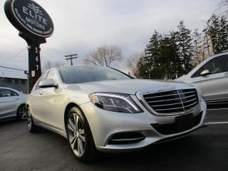 Used 2014 Mercedes-Benz S-Class 4dr Sdn S 550 4MATIC SWB for sale in Burlington, ON