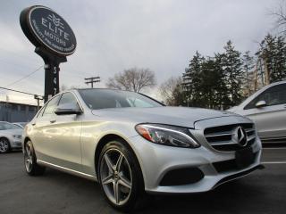 Used 2018 Mercedes-Benz C-Class C 300 4MATIC Sedan for sale in Burlington, ON