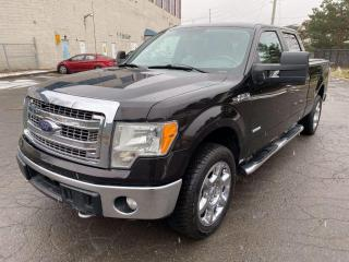 Used 2014 Ford F-150 FX4 SuperCrew 5.5-ft. Bed 4WD for sale in Ottawa, ON