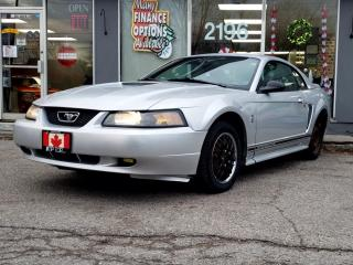 Used 2001 Ford Mustang 2dr Cpe for sale in Bowmanville, ON