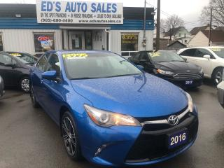 Used 2016 Toyota Camry SE for sale in St Catharines, ON