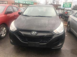 Used 2012 Hyundai Tucson L for sale in Scarborough, ON