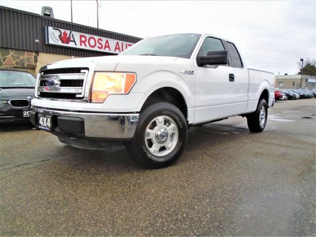 2013 Ford F-150 4WD EXT V8 B-TOOTH PW PL PM NO ACCIDENT SAFETY