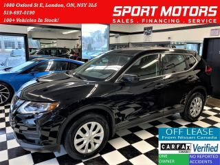 Used 2018 Nissan Rogue S+Apple Play+Blind Spot+Camera+ACCIDENT FREE for sale in London, ON