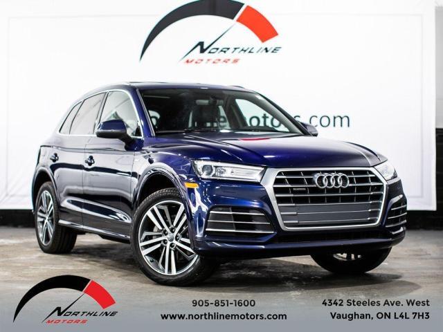 2018 Audi Q5 Progressiv/S-Line/Navigation/Pano