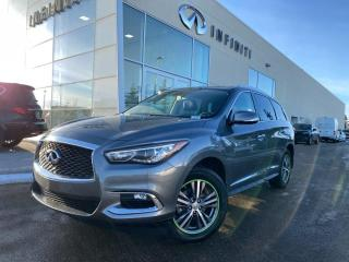 Used 2018 Infiniti QX60 PREMIUM PKG, CPO, ACCIDENT FREE for sale in Edmonton, AB