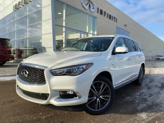 Used 2020 Infiniti QX60 PROACTIVE PKG, CPO, ACCIDENT FREE for sale in Edmonton, AB