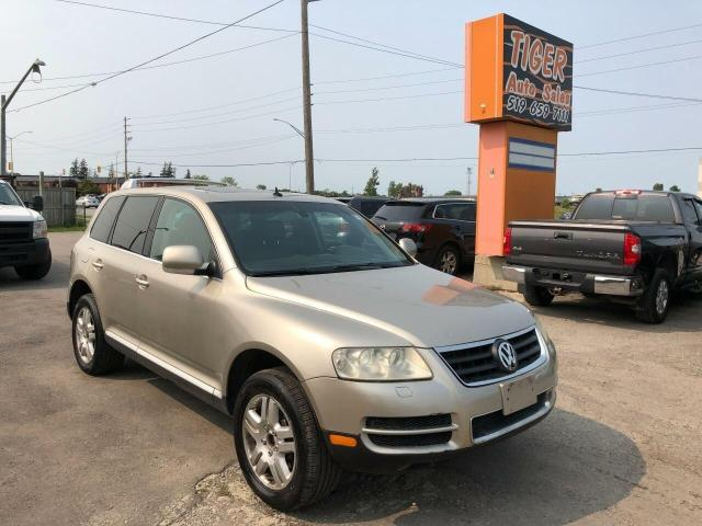 2004 Volkswagen Touareg **FULLY LOADED**ONLY 161KMS**AS IS SPECIAL