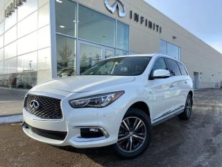 Used 2017 Infiniti QX60 PREMIUM, CPO for sale in Edmonton, AB