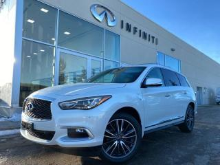 Used 2016 Infiniti QX60 Technology Pkg, CPO, ACCIDENT FREE for sale in Edmonton, AB