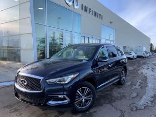 Used 2018 Infiniti QX60 Premium Pkg, ACCIDENT FREE for sale in Edmonton, AB