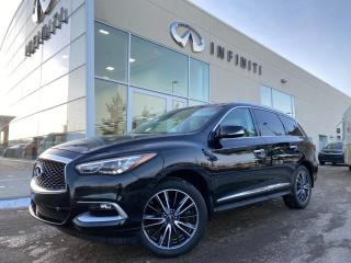 Used 2016 Infiniti QX60 Technology Pkg/CPO for sale in Edmonton, AB