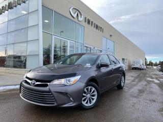 Used 2015 Toyota Camry LE for sale in Edmonton, AB