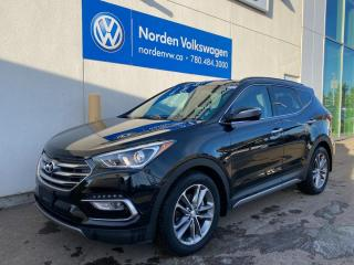 Used 2017 Hyundai Santa Fe Sport 2.0T - LEATHER / PANO ROOF / LOADED! for sale in Edmonton, AB