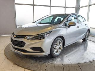 Used 2018 Chevrolet Cruze LT for sale in Edmonton, AB