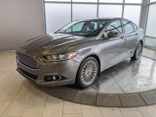 Used 2013 Ford Fusion Titanium! for sale in Edmonton, AB
