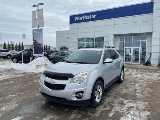 Used 2011 Chevrolet Equinox LEATHER/SUNROOF/BACKUP CAMERA/HEATED SEATS for sale in Edmonton, AB