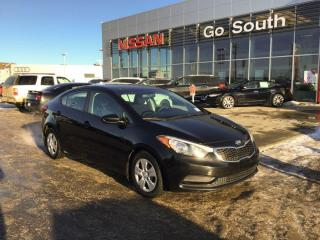 Used 2016 Kia Forte LX, AUTO - FINANCING AVAILABLE for sale in Edmonton, AB