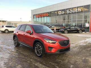 Used 2016 Mazda CX-5 GT, LEATHER, SUNROOF for sale in Edmonton, AB