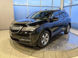 Used 2016 Acura MDX No Accidents | NAV | Adaptive Cruise | Lane Assist for sale in Edmonton, AB