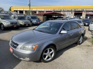 Used 2008 Hyundai Sonata GLS, Auto, Leather, Sunroof, Warranty Availa for sale in Toronto, ON