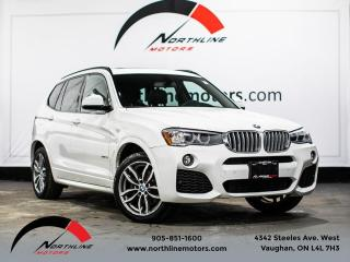 Used 2016 BMW X3 xDrive28i/M-Sport/Navigation/Pano Roof/Cam for sale in Vaughan, ON