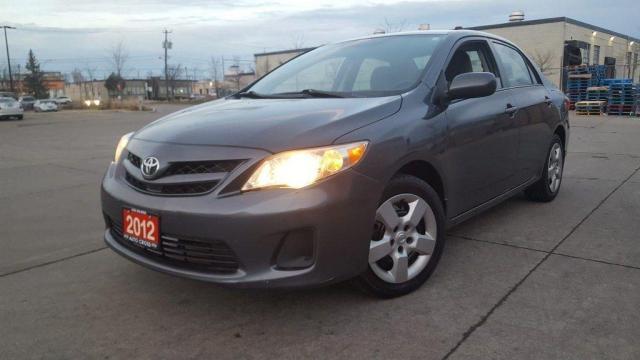 2012 Toyota Corolla Only 131000 km, Auto, A/C, 3/Y warranty avai