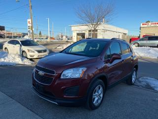 Used 2013 Chevrolet Trax for sale in Toronto, ON