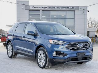 Used 2020 Ford Edge Titanium NAV | COLD WEATHER PACKAGE for sale in Winnipeg, MB