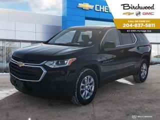 New 2021 Chevrolet Traverse LS The Best Deals to come in 2021 for sale in Winnipeg, MB