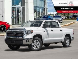 New 2021 Toyota Tundra SR5 TRD PRO for sale in Winnipeg, MB