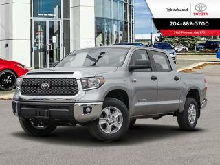 New 2021 Toyota Tundra SR5 TRD OFF ROAD PREMIUM for sale in Winnipeg, MB