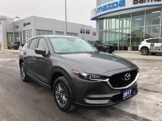 Used 2017 Mazda CX-5 GS for sale in Ottawa, ON