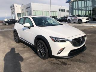 Used 2017 Mazda CX-3 GT for sale in Ottawa, ON