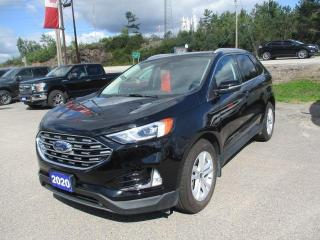 Used 2020 Ford Edge SEL for sale in North Bay, ON