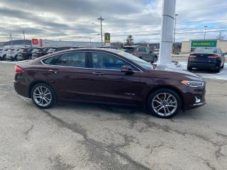 Used 2019 Ford Fusion Hybrid Titanium for sale in Woodstock, NB