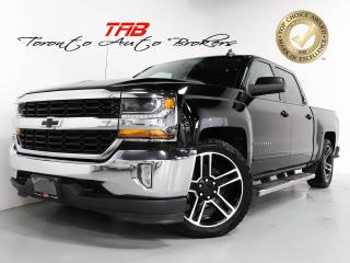 Used 2017 Chevrolet Silverado 1500 1500 LT I CREW CAB I CAMERA I 22 INCH WHEELS for sale in Vaughan, ON