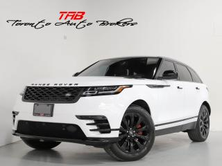 Used 2018 Land Rover Range Rover Velar P380 R-DYNAMIC SE I PANO I NAV I COMING SOON for sale in Vaughan, ON