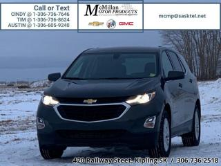 Used 2018 Chevrolet Equinox LT  AWD,HEATED SEATS,POWER LIFTGATE,REAR VIEW CAM, for sale in Kipling, SK