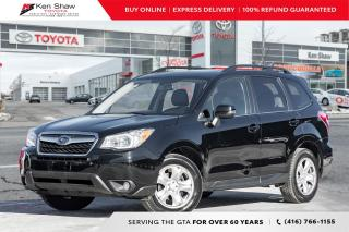 Used 2015 Subaru Forester for sale in Toronto, ON