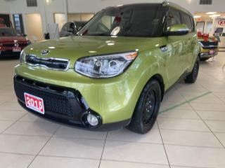 Used 2015 Kia Soul 2.0L SX Luxury at for sale in Waterloo, ON