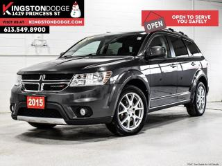 Used 2015 Dodge Journey R/T   AWD   7-Passenger   ONE Owner   Heated Seats for sale in Kingston, ON