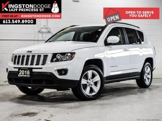 Used 2016 Jeep Compass High Altitude   Backup CAM   Remote Start for sale in Kingston, ON
