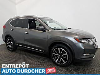 Used 2017 Nissan Rogue SL AWD NAVIGATION - TOIT OUVRANT - A/C -CUIR - for sale in Laval, QC