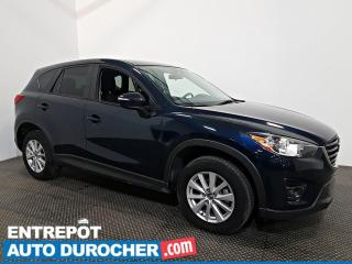 Used 2016 Mazda CX-5 GS AUTOMATIQUE - TOIT OUVRANT - SIÈGES CHAUFFANTS for sale in Laval, QC